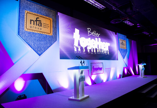 National Fostering Agency Event by EXP Live