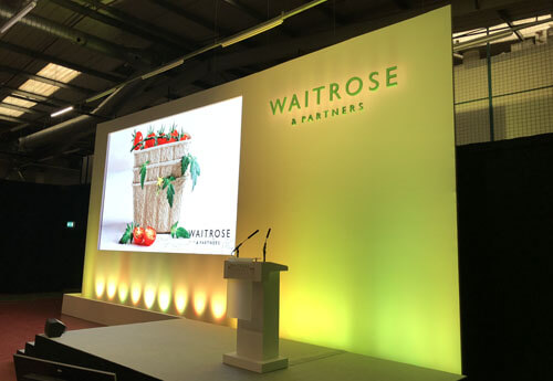 Waitrose & Partners event by EXP Live